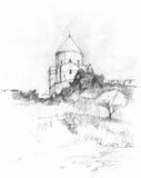 Armenian kerk Royalty-vrije Stock Afbeeldingen