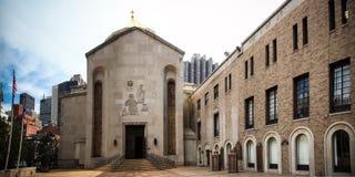 Armenian Kirche stockbilder
