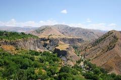 Armenian landscape Stock Image