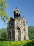 Armenian Monastery Akhpat Stock Images