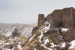 Armenian monastery Royalty Free Stock Photo