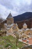 Armenian monastery Stock Photos