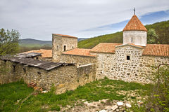 Armenian monastery Royalty Free Stock Photography
