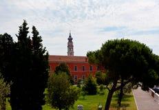 Armenian Monastery, San Lazzaro degli Armeni, Venice, Italy Stock Images