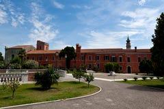 Armenian Monastery, San Lazzaro degli Armeni, Venice, Italy Royalty Free Stock Image
