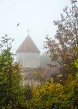 Armenian monastery Surb Khach Crimea Stock Image