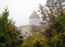 Armenian monastery Surb Khach Crimea Royalty Free Stock Images