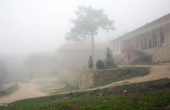 Armenian monastery Surb Khach Crimea Royalty Free Stock Photo
