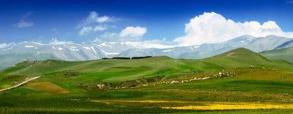 Armenian mountains Royalty Free Stock Photo