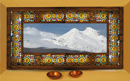 The Armenian  mountains. Royalty Free Stock Photography