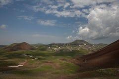 Armenian Mountains Geghama Mountains. Ajdahak Royalty Free Stock Photography
