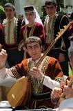 Armenian musician Royalty Free Stock Photos