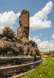 Armenian ruins Stock Photography