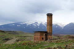 Armenian ruins Stock Images