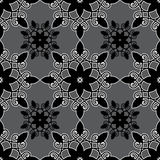 Armenian seamless pattern. orient flower. illustration Stock Photos