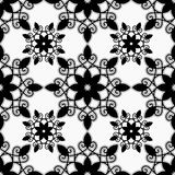 Armenian seamless pattern. orient flower. illustration Royalty Free Stock Photo