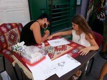 Armenian Street Festival Royalty Free Stock Photos