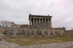 armenien Tempel von Garni Stockbilder