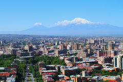 Armenien Yerevan Arkivfoton