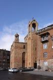 armenien yerevan Veiw von Straßen Stockfotos