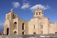 armenien yerevan Veiw von Straßen Lizenzfreie Stockfotos