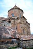 Armenier kyrkliga Achdamar i Anatolien —skåpbil, Turkiet Royaltyfri Foto