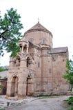 Armenier kyrkliga Achdamar i Anatolien —skåpbil, Turkiet Royaltyfri Bild