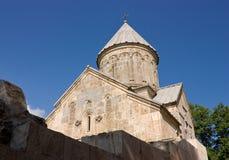 Armenierkyrka. fotografering för bildbyråer