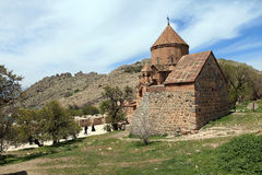 Armenische Kathedrale in Van City, die Türkei Lizenzfreies Stockfoto