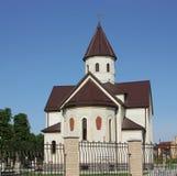Armenische Kirche. Stockfoto