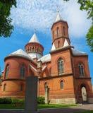 Armenische Kirche in Chernivtsy Stockfotografie