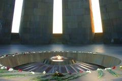 Armenischer Genozid Stockbild