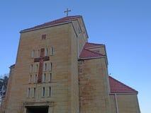 Armenisk apostolisk kyrka i Adler, Ryssland Royaltyfri Fotografi
