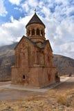 Armenisk kyrka Noravank royaltyfri bild