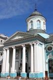 Armenisk ortodox kyrka i St Petersburg Royaltyfri Foto