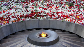 armeniskt folkmord Royaltyfria Bilder