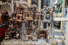 Armeno SAN Gregorio στη Νάπολη Ιταλία Στοκ Φωτογραφίες