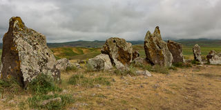 Armeno Stonehenge Fotografia Stock