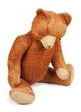 Armer alter Taddy-Bär Stockbild
