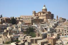 Armerina en Sicilia Italia Imagenes de archivo