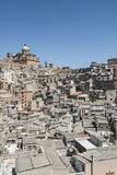 Armerina enna Σικελία Ιταλία Ευρώπη πλατειών Στοκ εικόνα με δικαίωμα ελεύθερης χρήσης