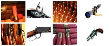 armes à feu Image libre de droits