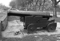 Armes à feu médiévales Photographie stock libre de droits