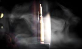 Armes, cartouche sur le fond en bois image libre de droits