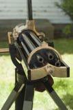 Armes de guerre civile Photos libres de droits