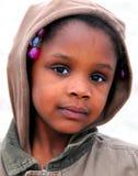 Armes ethnisches Kind lizenzfreies stockfoto