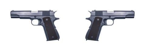 Armi da fuoco come un puledro o pistola Makarov Immagine Stock Libera da Diritti
