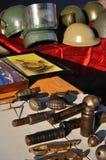 Armi della seconda guerra mondiale Fotografia Stock
