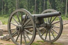 Armi di guerra civile Fotografie Stock