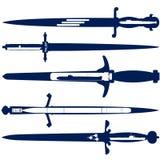 Armi orlate della marina Fotografia Stock Libera da Diritti